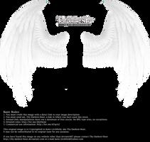 Winged Fantasy - White by Thy-Darkest-Hour