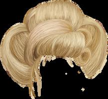 Hair Stocks PNG 07 by Thy-Darkest-Hour