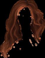 Hair PNG 09 by Thy-Darkest-Hour