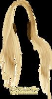 Hair PNG 12 by Thy-Darkest-Hour