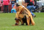 Crouching Native American 02 by Thy-Darkest-Hour