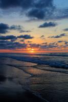 Atlantic Sunrise 02 by Thy-Darkest-Hour