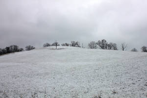 Rolling Hills - Winter by Thy-Darkest-Hour
