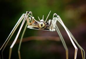 Spider Exterminator by clemcrea