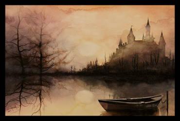 Fog castle by clemcrea