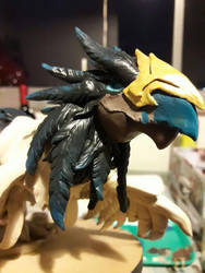 WIP: Raven Lord #12 by Ikvite