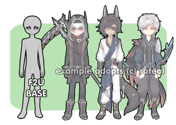 F2U Base by Rofeal