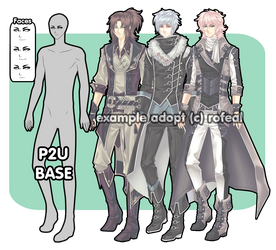 P2U Base by Rofeal