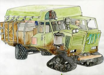 Deneron Crawler Mk1 by CosmOSmocker