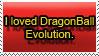 Pro DragonBall Evolution Stamp by HatakeMirukon