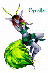 Request - Cyrielle by Sorina-chan