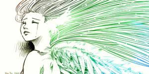 Angel - 2 by Sorina-chan