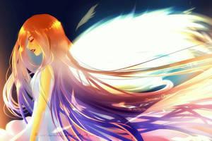 Cher Ange ... by Sorina-chan