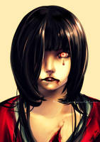 Lina - Evil by Sorina-chan
