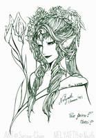 X-MAS Gift - Nelyaeth by Sorina-chan