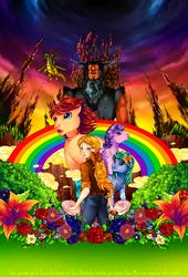 MLP -Battle for Ponyland by Sorina-chan