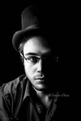 Portrait - Antoine Daniel by Sorina-chan