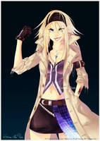 Final Fantasy XIII - GenderSwap by Sorina-chan