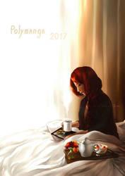Contest - Ma Bulle Polymanga 2017 by Sorina-chan