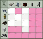 |Adopt| Minecraft Chart Breedings (OPEN) by BabyWitherBoo