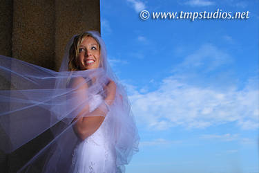 Parthanon Bride 2 by ThomasMcKownPhoto