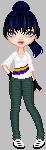 Rainbow shirt by Gittiej