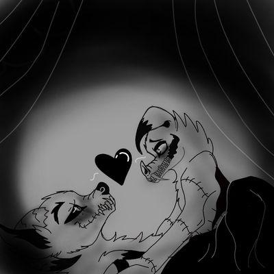 I love you by Freak-Pig666