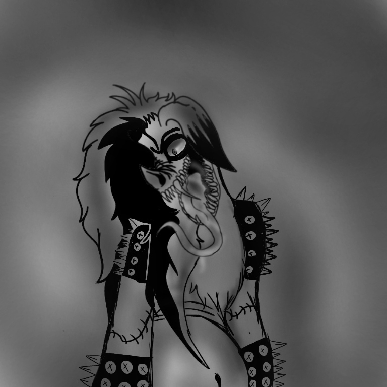 I AM A BRUTAL METALHEAD!!!!!! by Freak-Pig666
