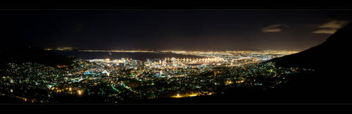 Cape Town Nights by myINQI