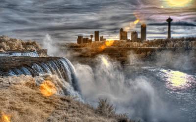 Niagara IR-HDR by myINQI