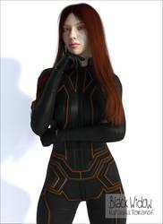 Natasha Romanof A.K.A Black Widow by JT-SexyLexi