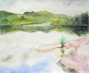 cumbuca river by tamino