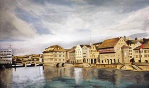Zurich by tamino