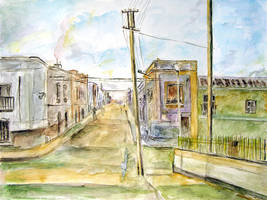 alley by tamino