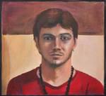 Bruno - portrait by tamino