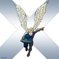 X-Men: Angel by arunion