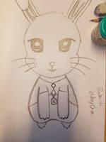 Rabi-chi - White Rabbit by YuKey0