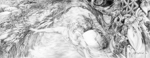 THE NEW FISH, detail by Ensomniac