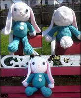 Bunny Wabbit by Petra0