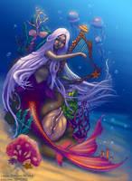 ::Morceau de la Mer:: colored by Petra0