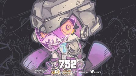 752 - Purple Haze by Jrpencil