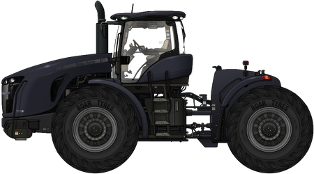 Motor Horse 871 4WD Tractor by AC710N87
