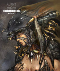PREDALIEN GIRL by porco2