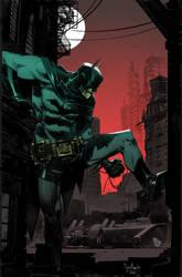Batman Colors by pacman23