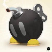 Bob-Omb by pacman23