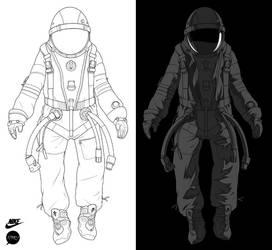 Flight Suit by pacman23