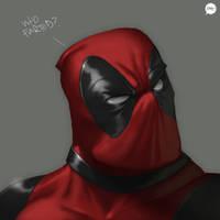 DDF 11 - Deadpool by pacman23