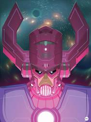 Galactus by pacman23