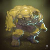 Hulk Collab by pacman23