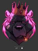 Bear King Colors by pacman23